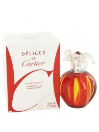 Delices De Cartier Perfume By Cartier for Women