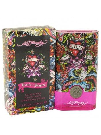 Ed Hardy Hearts & Daggers Perfume By Christian Audigier for Women
